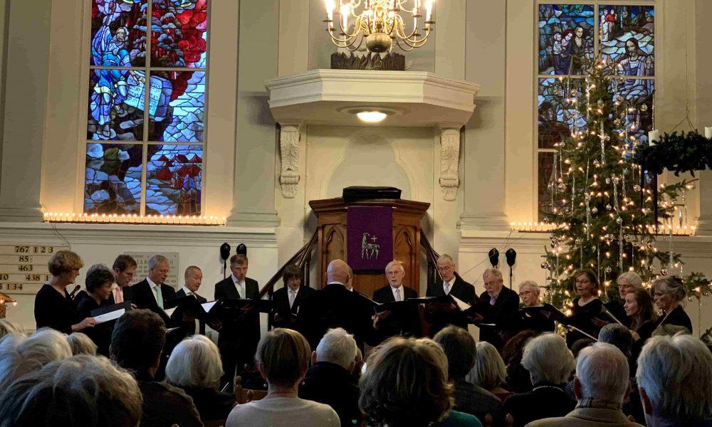 Kerstconcert Cappella Kampen