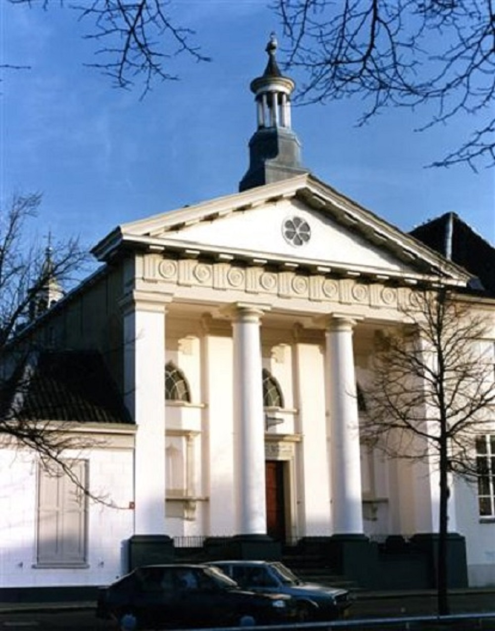 Lutherse kerk Kampen